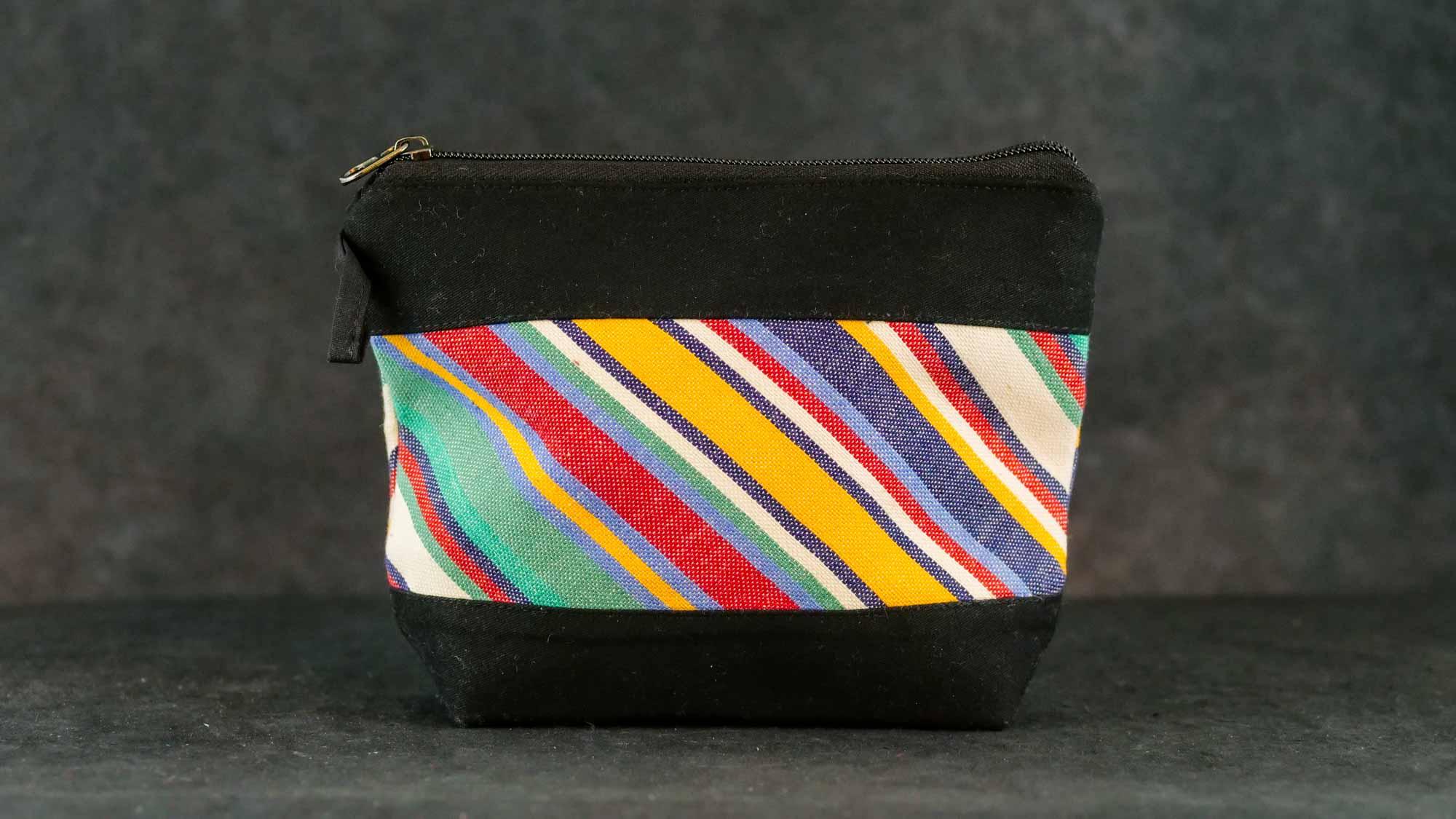 Kulturbeutel 'Avishag' Stripes