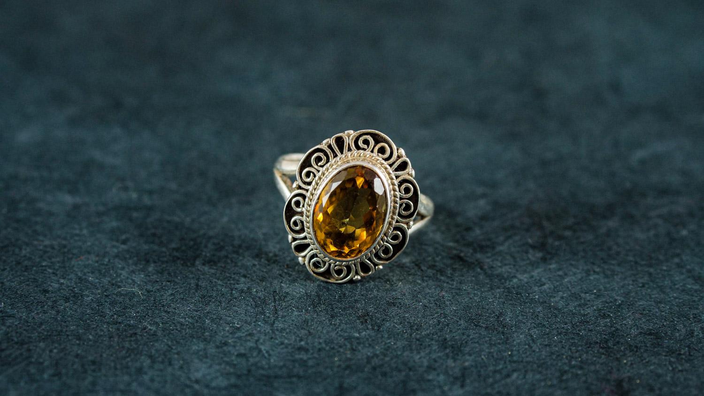 Ring 'Ila' (verstellbare Größe)