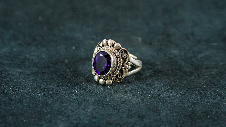 Ring 'Inika' (verstellbare Größe)