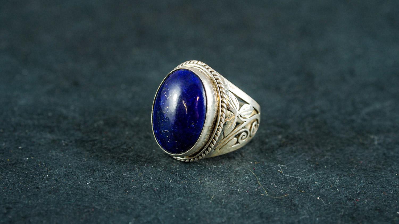 Ring 'Nagma' (ø18,75)