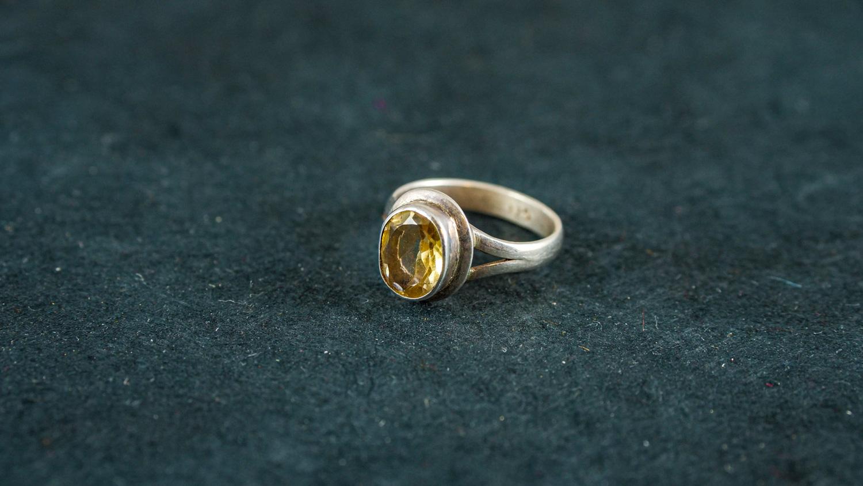 Ring 'Amar' (ø16,5mm)