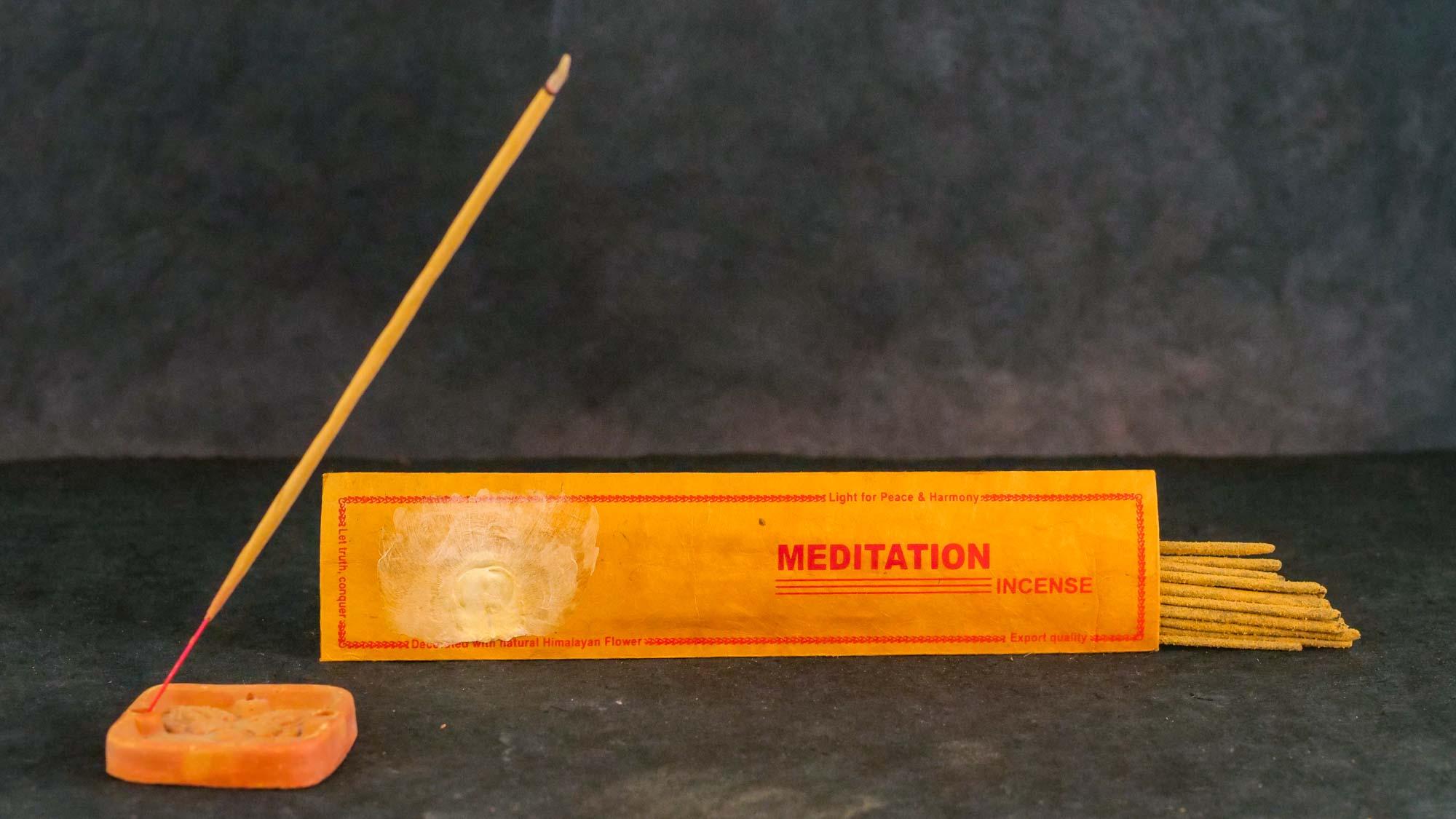 Räucherstäbchen 'Meditation'