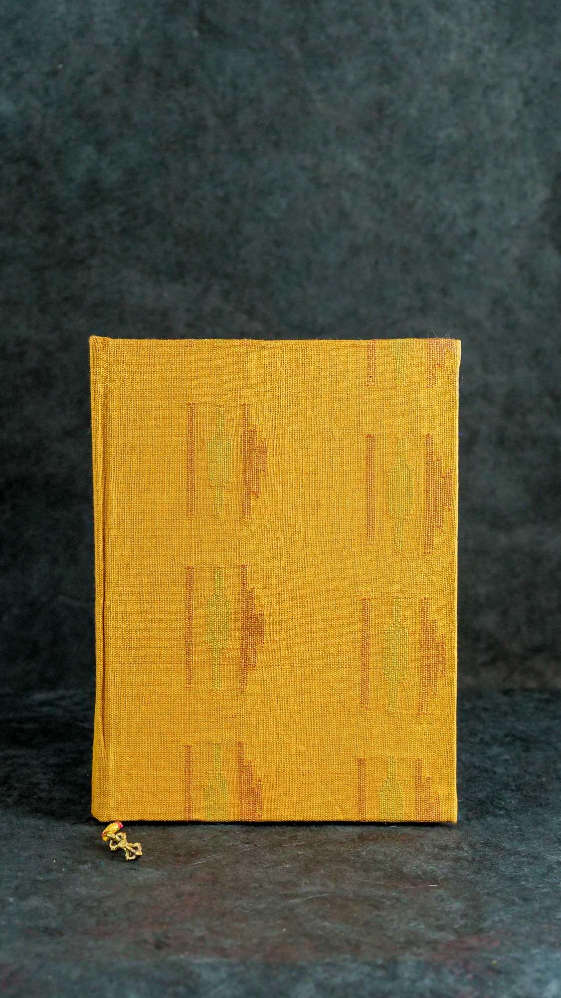 Notizbuch L Gelb