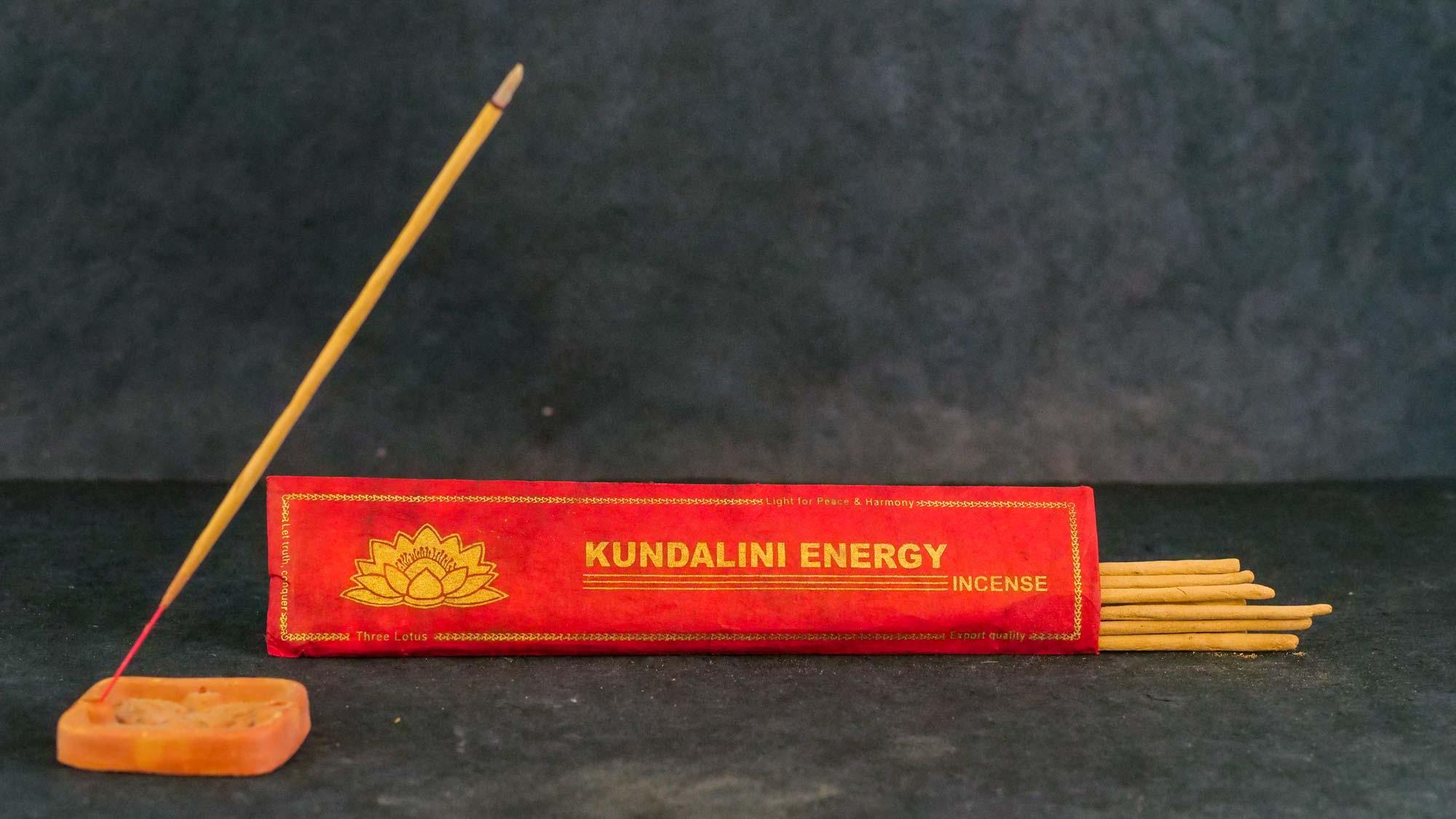 Räucherstäbchen 'Kundalini'