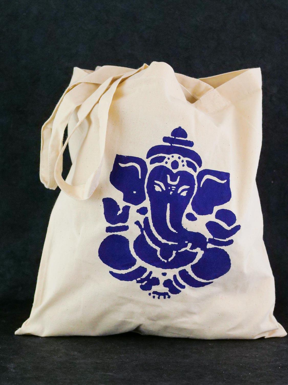 Tragebeutel 'Ganesh' Blau