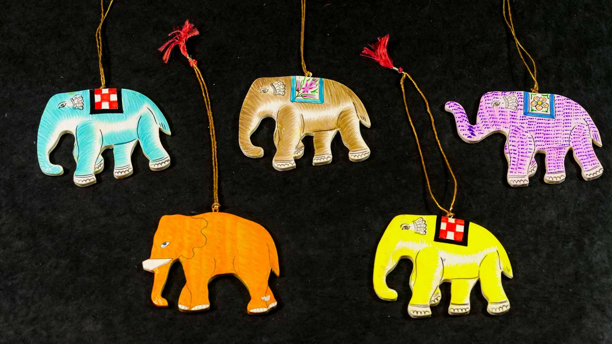Kashmir 'Elefant'