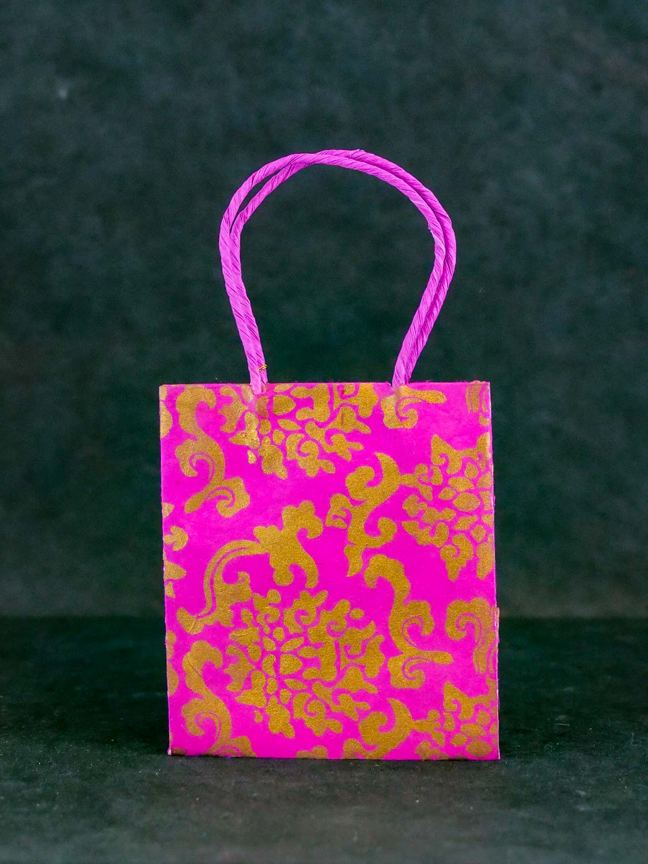 Geschenktüte S Pink