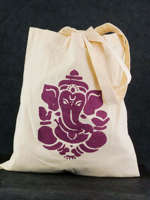 Tragebeutel 'Ganesh'