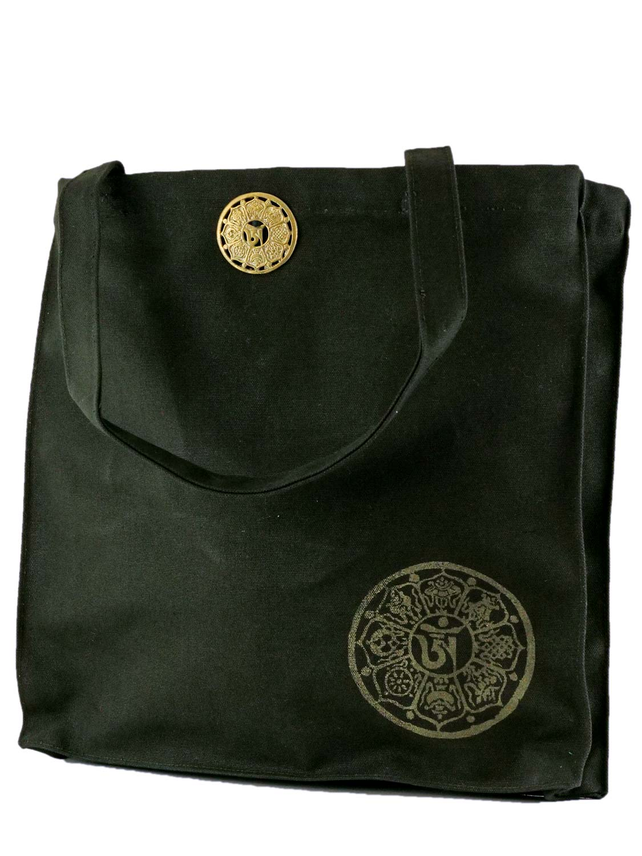 Tasche 'Mandala' Oliv