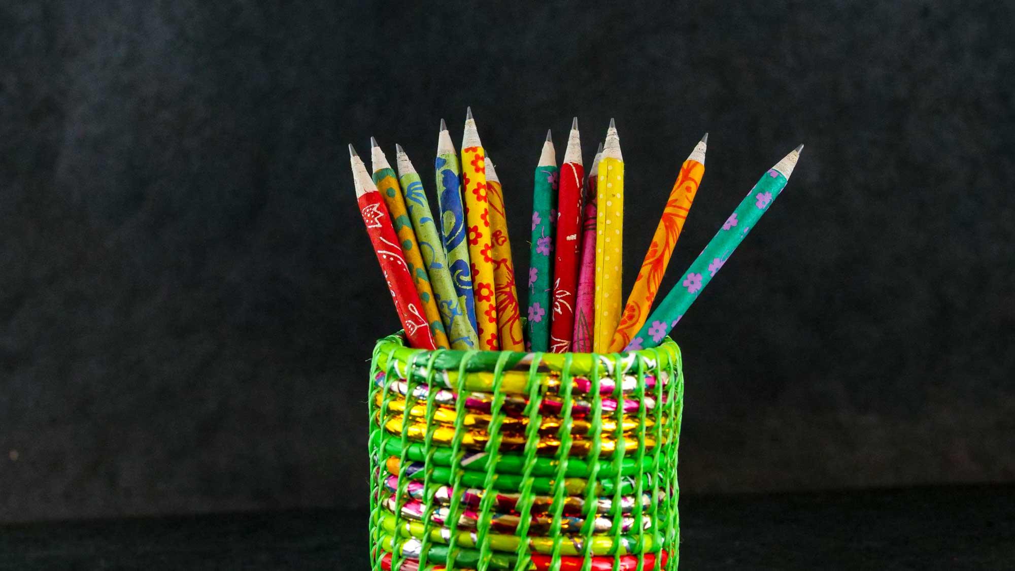 Bleistifte 'Bunt' 10er set