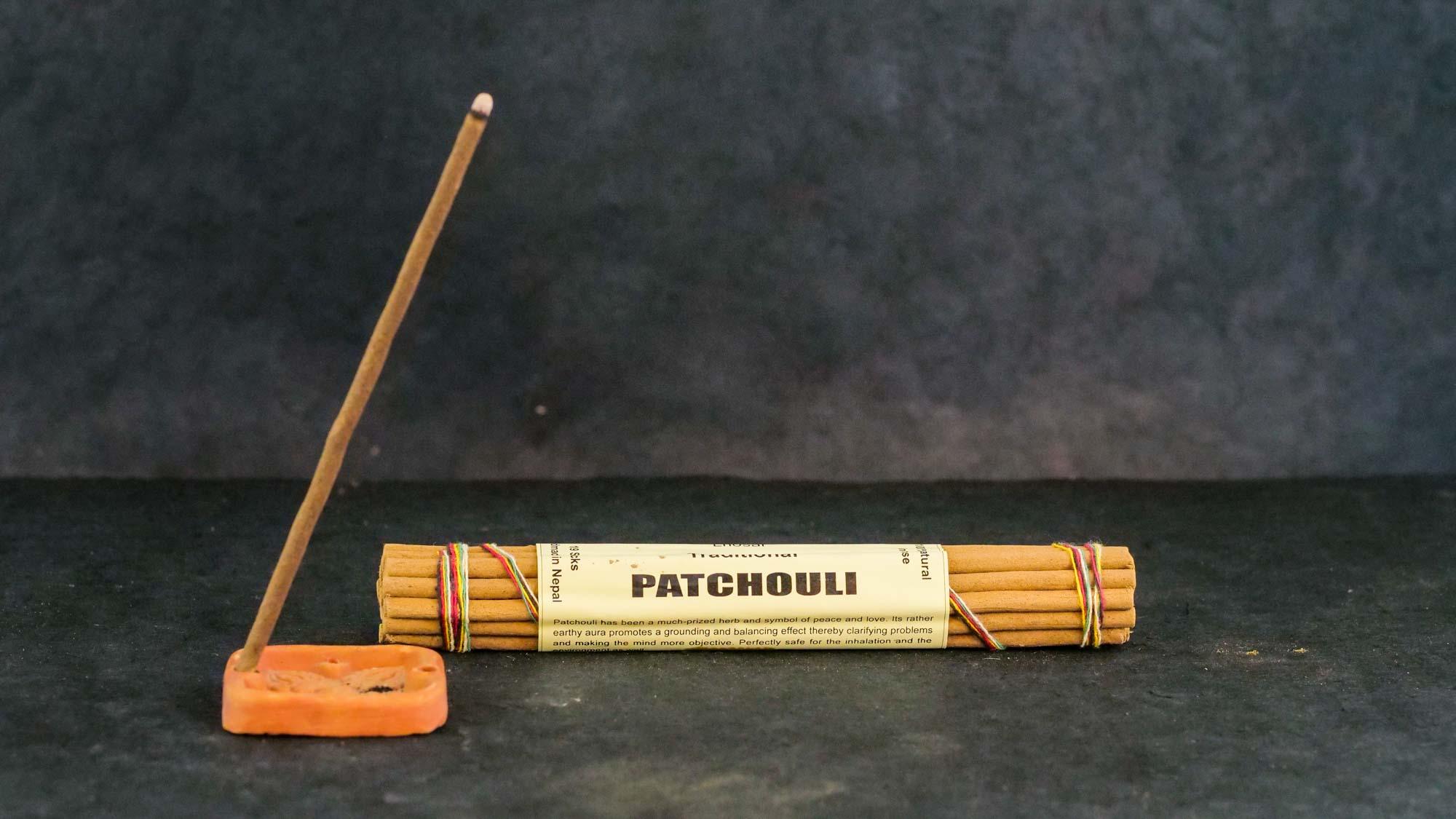 Räucherstäbchen 'Traditional Patchouli'