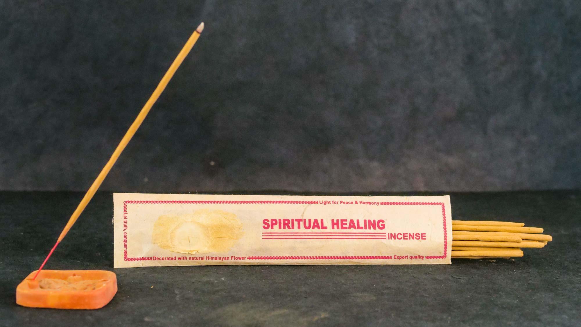 Räucherstäbchen 'Spiritual Healing'