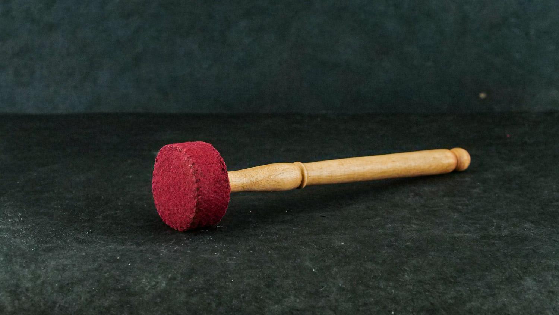 Klangschalenklöppel 'Mahat'