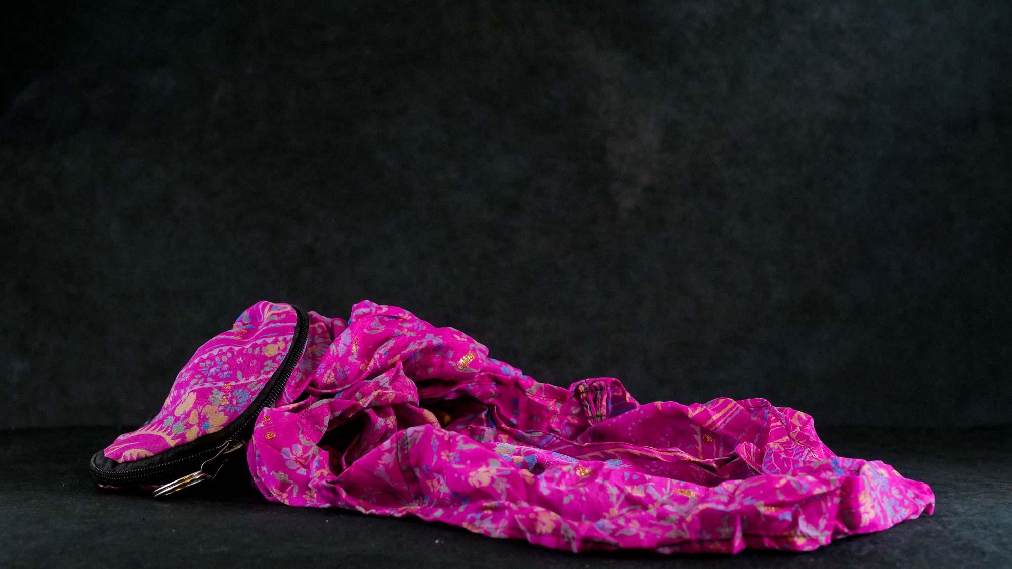 Upcycling Tasche Sari L