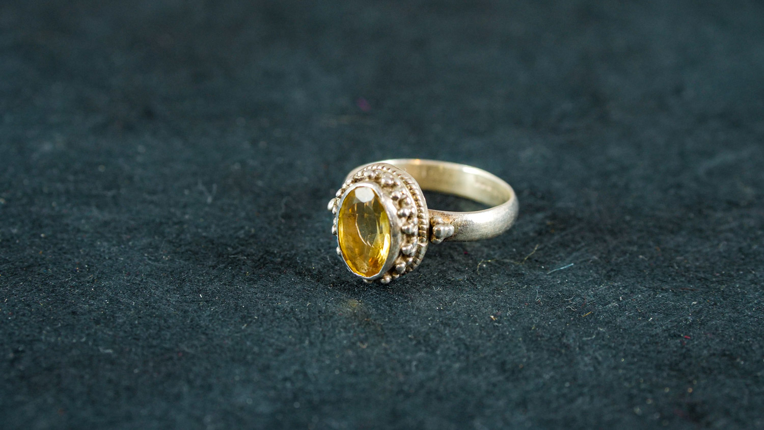 Ring 'Mirza' (18,5mm)