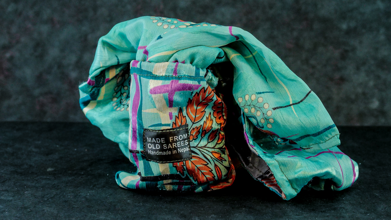 Upcycling Tasche Sari S
